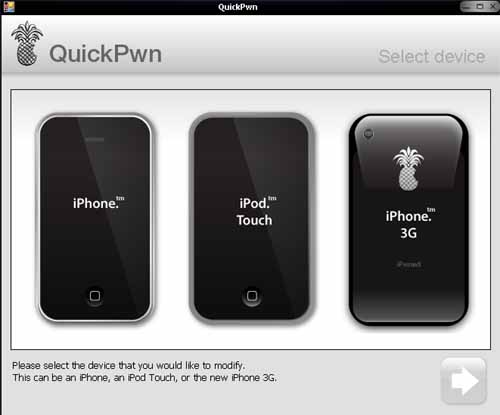 quickpwn iphone