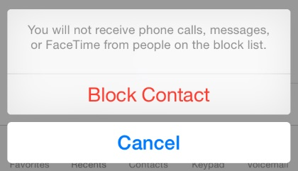 BLOCK Unwanted Calls & Messages on your iPhone with ease
